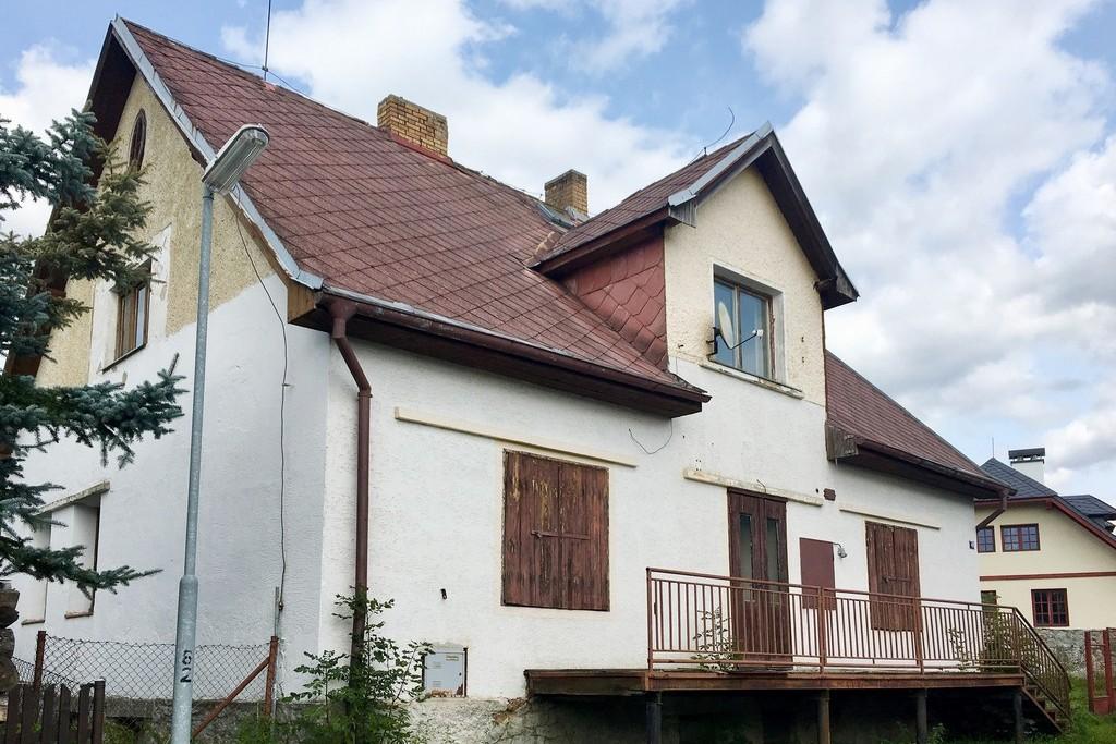 Prodej domu k rekonstrukci