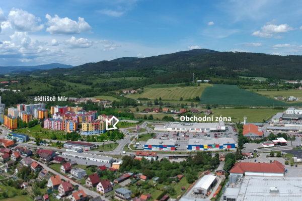 PRODÁNO – Urbinská 183, Český Krumlov