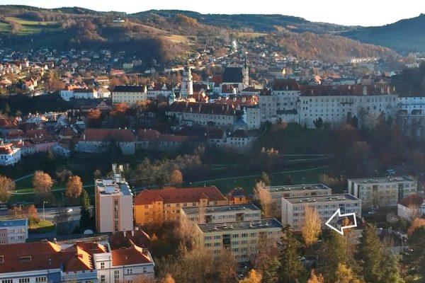 Hledám pro klienty byt: lokalita Špičák , Český Krumlov