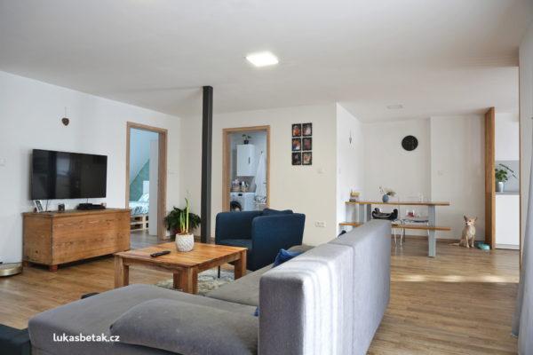 PRODÁN – byt 4+kk, Budějovická 680, Kamenný Újezd
