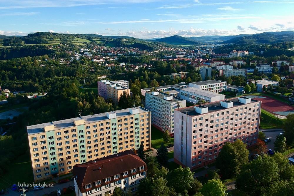PRODÁN – byt 1+1, Za Nádražím 211, Český Krumlov