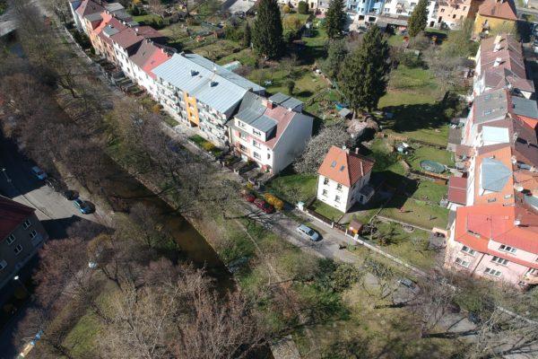 Rodinný dům v okolí Českých Budějovic